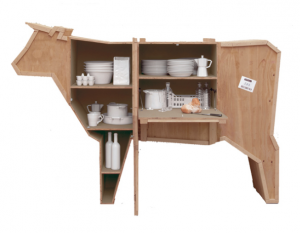 Cow by Seletti Sending Animals- The Italian Buzz