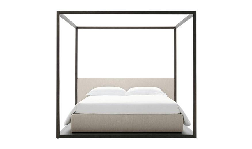 Antonio Citterio's alcova bed- The Italian Buzz