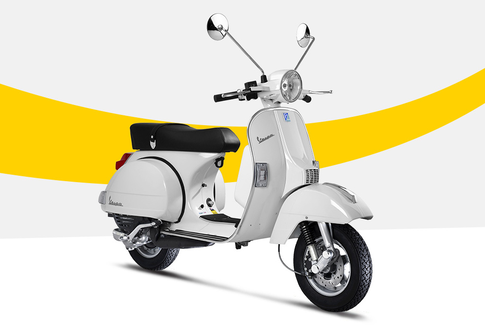 Vespa Piaggio- The Italian Buzz